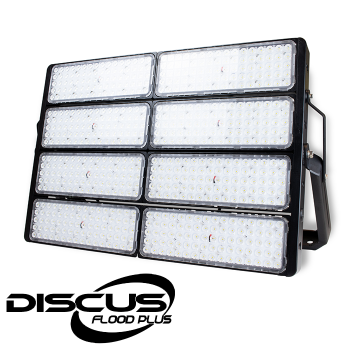 Carbon8 Lighting Discus Flood+ 800W