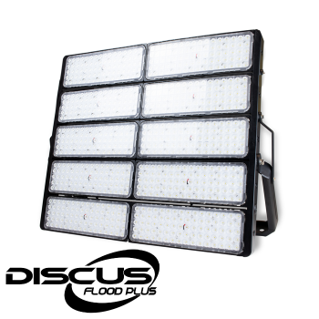 Carbon8 Lighting Discus Flood+ 1200W